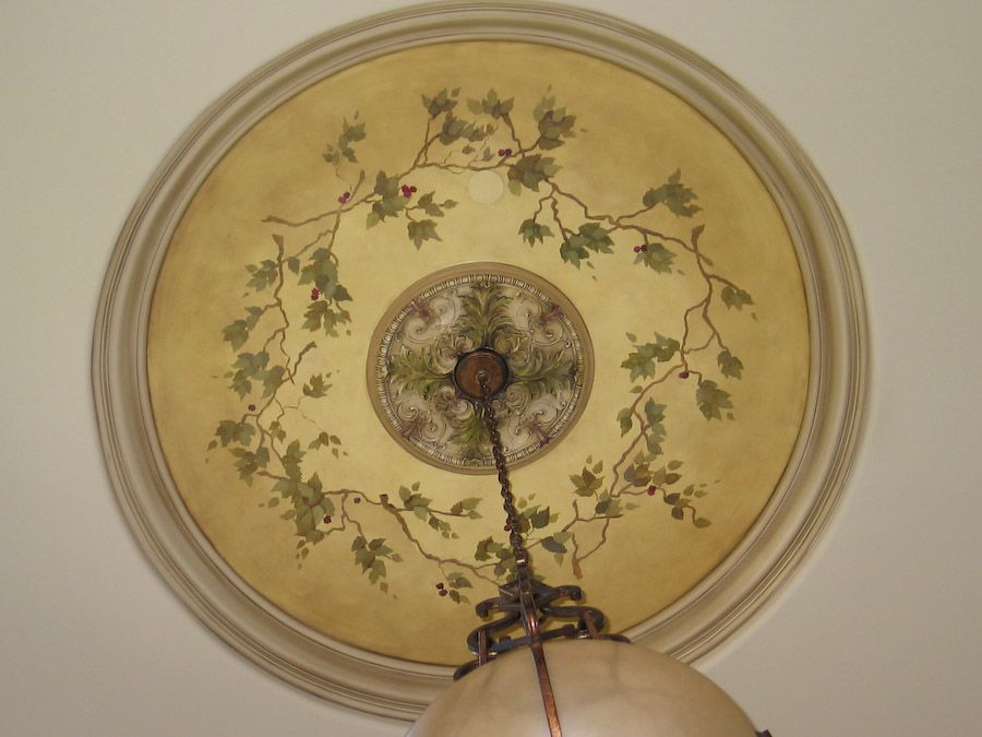 08 Entry Ceiling